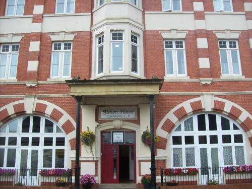 Albion Guest House & Apartments Foto principal