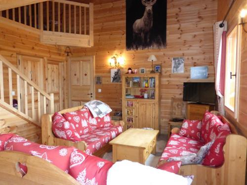 Accommodation in Enchastrayes