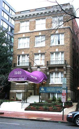 District Hotel - Washington, DC 20005