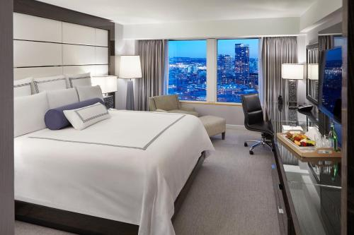 Pan Pacific Vancouver Hotel 部屋の写真