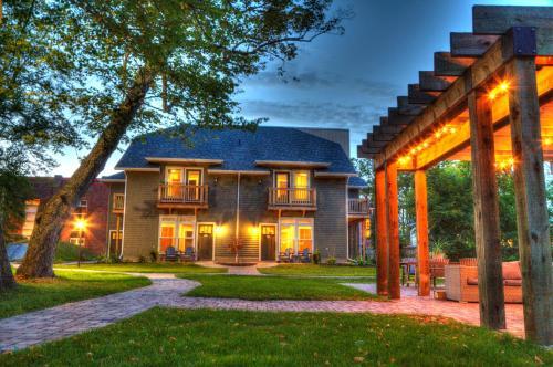 . Clark House - A Fairholm Property