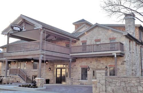 . The Barracks Inn
