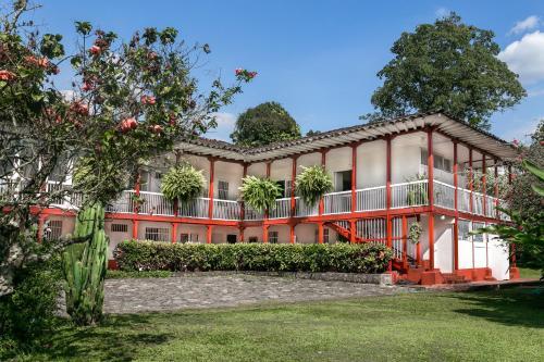 Hotel Hacienda El Rosario