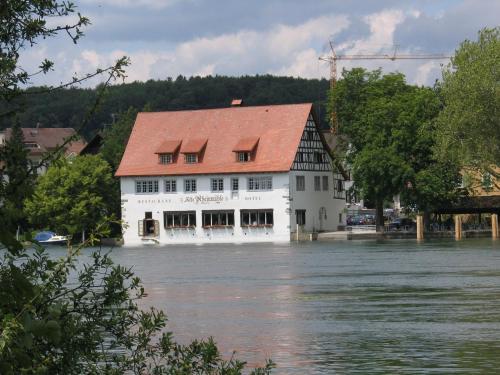 . Hotel & Restaurant Alte Rheinmühle