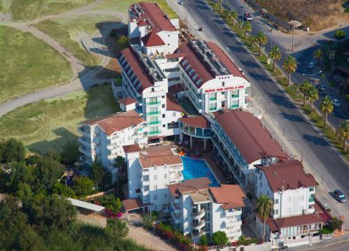 Side Merve Sun Hotel & SPA harita