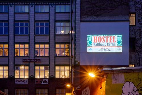 Hotel Ballhaus Berlin Hostel