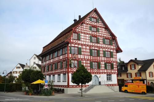 Gasthof Zur Traube, Hotel in Roggwil bei St. Gallen