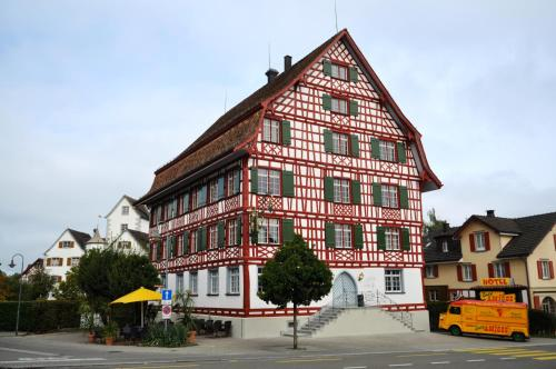 Hotel-overnachting met je hond in Gasthof Zur Traube - Roggwil