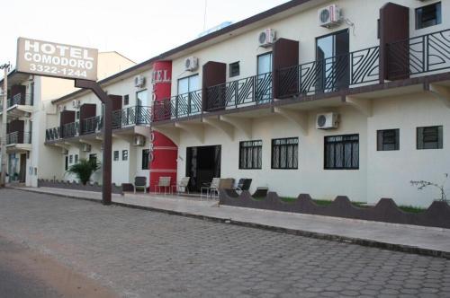 Фото отеля Hotel Comodoro