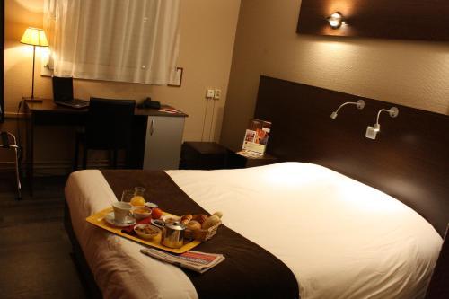 The Originals City, Hôtel Ascotel, Lille Est Grand Stade (Inter-Hotel) - Hôtel - Villeneuve-d'Ascq