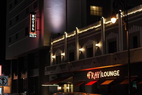 . Hotel Fray Marcos de Niza