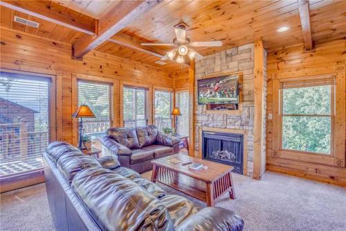 Heaven's View- Two-Bedroom Cabin