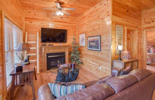 Holly Berry- Four-Bedroom Cabin