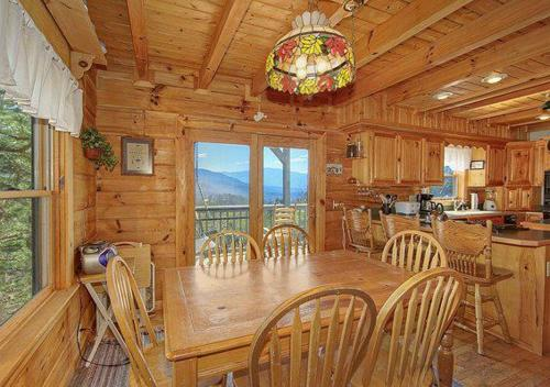 Angels View- Three-Bedroom Cabin - Gatlinburg, TN 37738