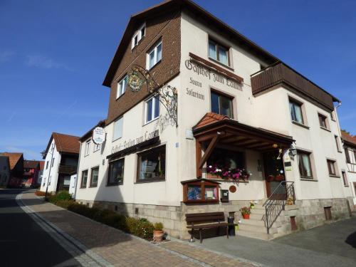 Pension Gasthof Zum Lamm - Hotel - Bischofsheim an der Rhön
