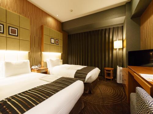 Hotel Sunroute Higashi Shinjuku phòng hình ảnh