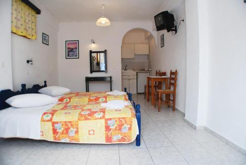 Aretousa Villas salas fotos