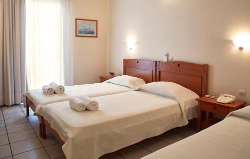 Mentor Hotel Oda fotoğrafları