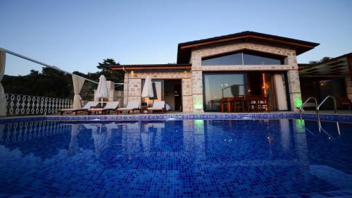 Kalkan Villa Karen fiyat