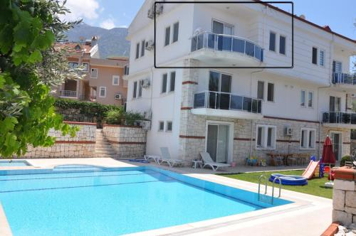 Fethiye Angel Apartments ulaşım