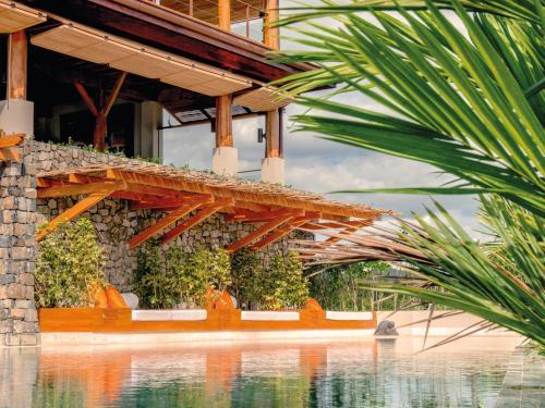From Soccer field in Potrero 4 Km North, Playa Danta, Guanacaste, Playa Flamingo, Costa Rica.