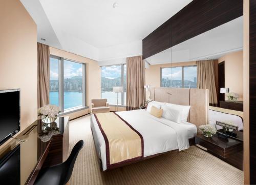 Hotel Panorama Клубный двухместный номер с кроватью размера