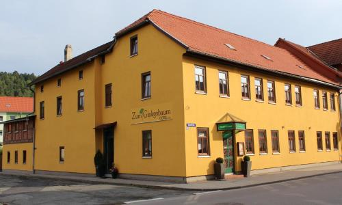 Hotel-overnachting met je hond in Zum Ginkgobaum - Stadtilm
