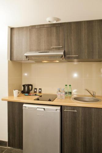 Residhome Suites Paris Senart Serviced Apartment Lieusaint