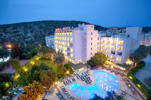 Kusadası Marbel Hotel by Palm Wings - All Inclusive harita