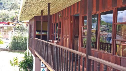 Montaña Linda Guest House Orosi ΦΩΤΟΓΡΑΦΙΕΣ ΔΩΜΑΤΙΩΝ