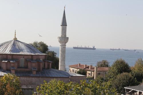 Istanbul Bachos Hotel Istanbul online rezervasyon