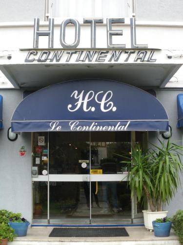 Hôtel Continental - Hôtel - Vierzon
