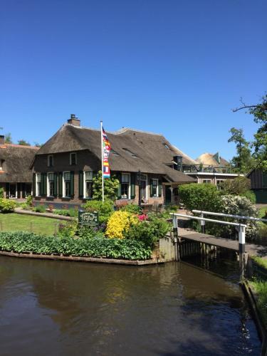 Bed & Bike De Hofstee, Pension in Giethoorn