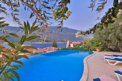 Kas Villa Aspendos Kas Peninsula indirim kuponu