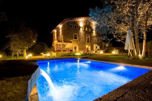 Habitación Doble - 2 camas - Uso individual Molí Blanc Hotel 5