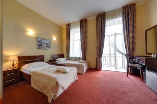 Solo Hotel Isaac Square - Accommodation - Saint Petersburg