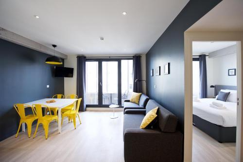 Staycity Aparthotels Rue Garibaldi - Hôtel - Lyon