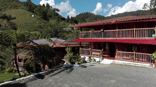 Hospedaje El Mirador Hotel Santa Rosa De Cabal In Colombia