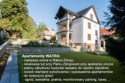 Apartamenty Watra Rabka