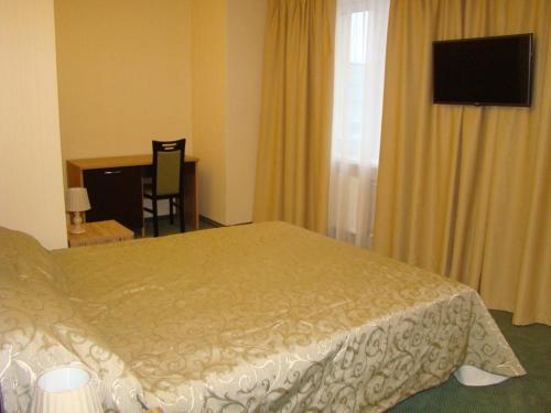 Отель Союз Бюджетный двухместный номер с 1 кроватью