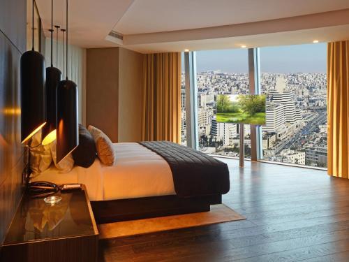 Amman Rotana foto della camera