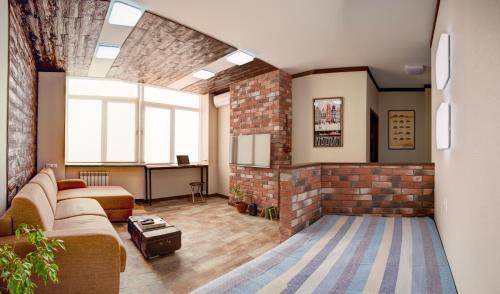 . Luxury Loft-Style Apartment
