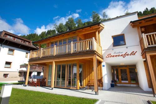 Residenz Sonnenfeld Top1 Neukirchen