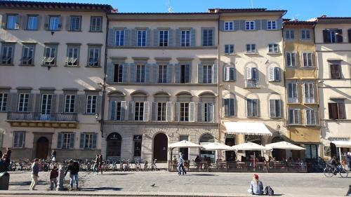 Soggiorno Pitti in Florence from 32 € - Trabber Hotels
