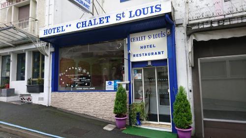 Chalet Saint Louis - Hôtel - Lourdes