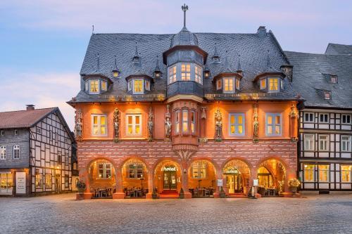 Hotel-overnachting met je hond in Hotel Kaiserworth Goslar - Goslar