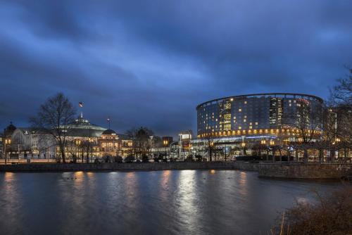 Maritim Hotel Frankfurt impression