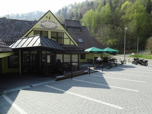 . Gasthof Hotel zum Wasserfall