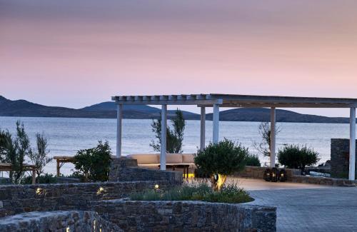 Agios Ioannis, Mykonos, Greece.