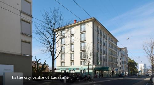 Hôtel Bellerive in Lausanne